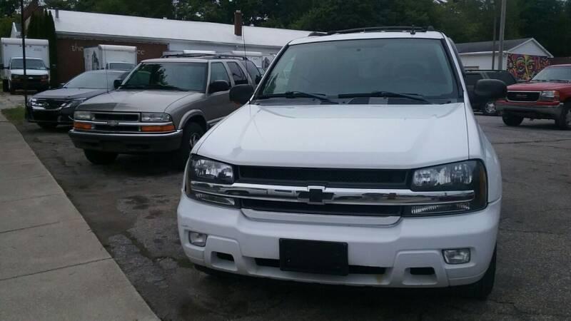 2007 Chevrolet TrailBlazer for sale at Long Motor Sales in Tecumseh MI