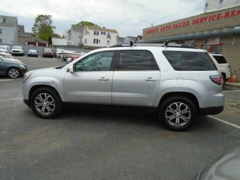 2014 GMC Acadia for sale at Gemini Auto Sales in Providence RI