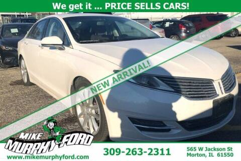 2016 Lincoln MKZ Hybrid for sale at Mike Murphy Ford in Morton IL