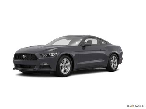 2016 Ford Mustang for sale at Ken Wilson Ford in Canton NC