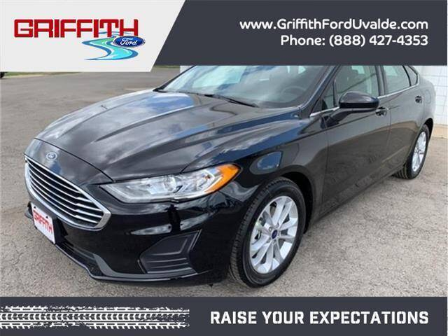 2020 Ford Fusion for sale in Uvalde, TX
