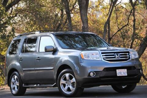 2013 Honda Pilot for sale at VSTAR in Walnut Creek CA