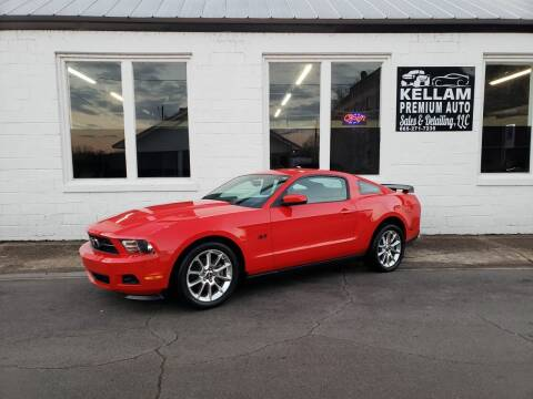 2011 Ford Mustang for sale at Kellam Premium Auto Sales & Detailing LLC in Loudon TN