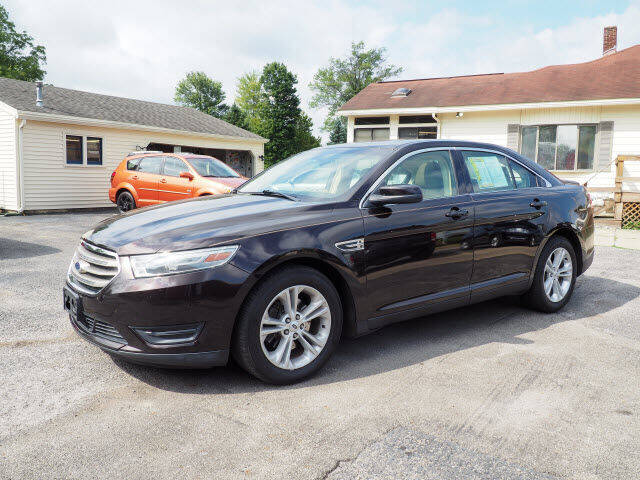 2013 Ford Taurus for sale at Lou Ferraras Auto Network in Youngstown OH