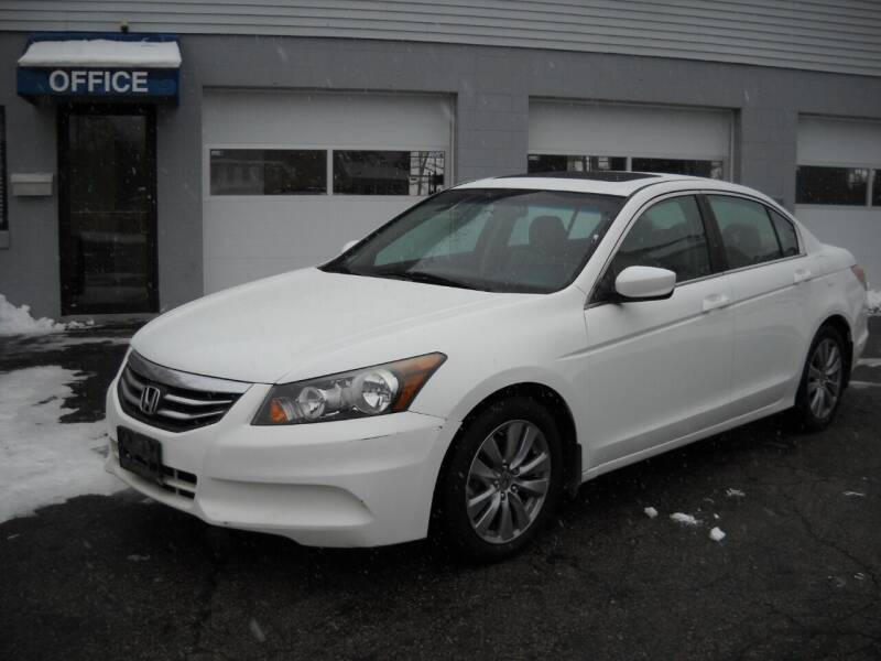 2012 Honda Accord for sale at Best Wheels Imports in Johnston RI