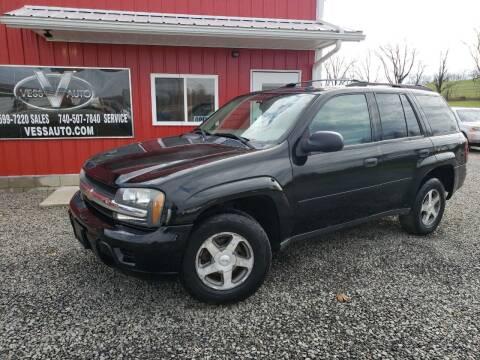 2006 Chevrolet TrailBlazer for sale at Vess Auto in Danville OH