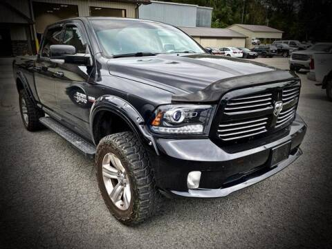 2016 RAM Ram Pickup 1500 for sale at Carder Motors Inc in Bridgeport WV