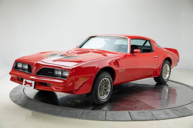 1977 Pontiac Firebird for sale at Duffy's Classic Cars in Cedar Rapids IA