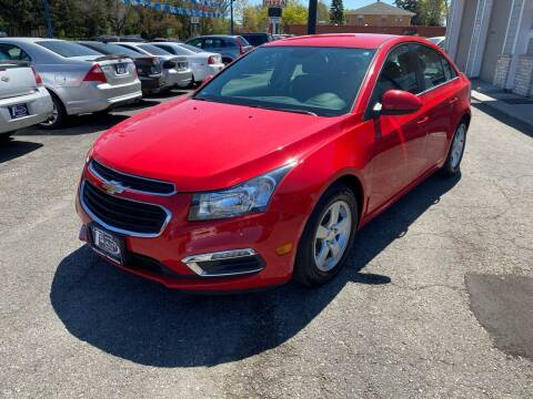 2015 Chevrolet Cruze for sale at 1st Quality Auto in Milwaukee WI