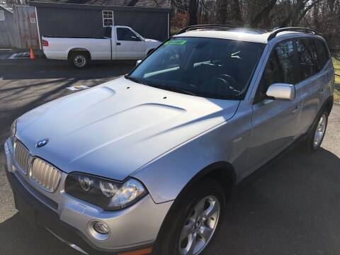 2007 BMW X3 for sale at Perfect Choice Auto in Trenton NJ