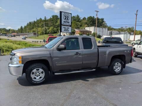 2013 Chevrolet Silverado 1500 for sale at Route 22 Autos in Zanesville OH