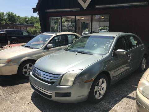 2006 Ford Fusion for sale at Cars Now KC in Kansas City MO