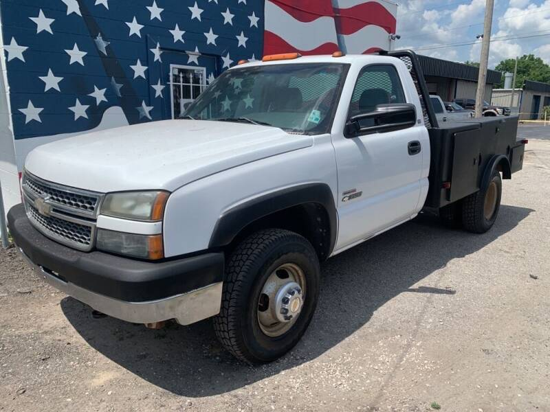 2005 Chevrolet Silverado 3500 for sale at The Truck Lot LLC in Lakeland FL