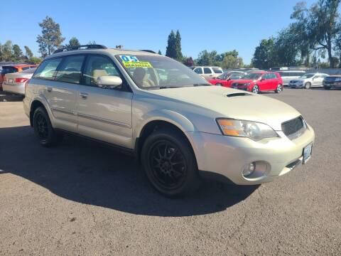 2005 Subaru Outback for sale at Universal Auto Sales in Salem OR