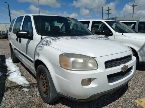 2008 Chevrolet Uplander for sale at DK Super Cars in Cheyenne WY