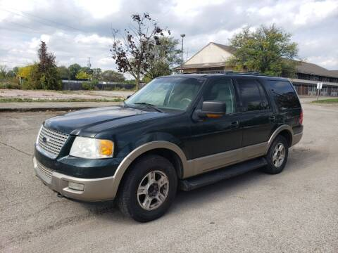 2003 Ford Expedition for sale at REM Motors in Columbus OH