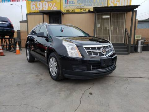 2011 Cadillac SRX for sale at DEL CORONADO MOTORS in Phoenix AZ