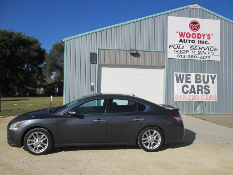 2010 Nissan Maxima for sale at Woody's Auto Sales Inc in Randolph MN