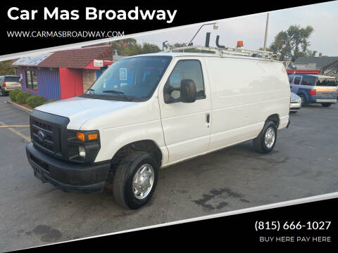 2010 Ford E-Series Cargo for sale at Car Mas Broadway in Crest Hill IL