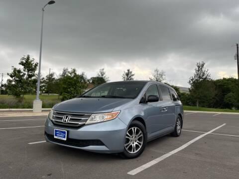 2012 Honda Odyssey for sale at Hatimi Auto LLC in Buda TX