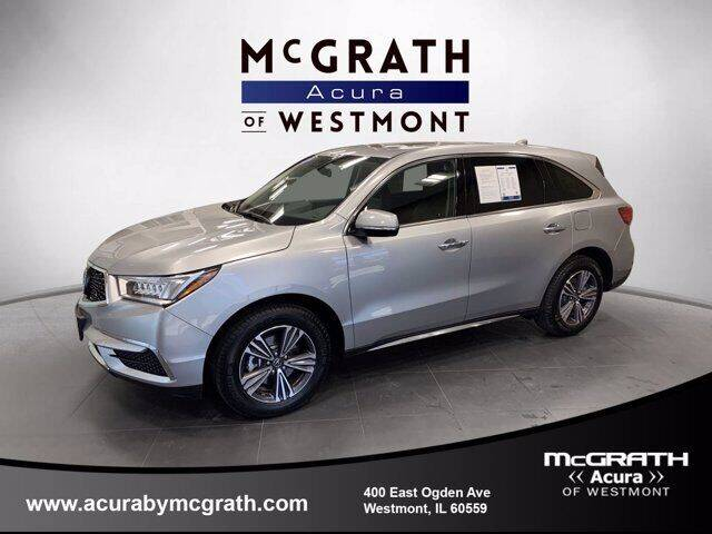 2018 Acura MDX for sale in Westmont, IL