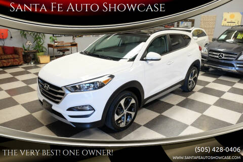 2017 Hyundai Tucson for sale at Santa Fe Auto Showcase in Santa Fe NM
