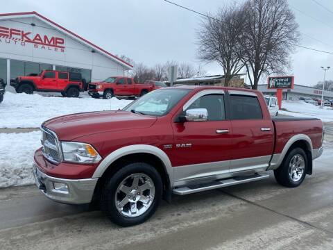 2009 Dodge Ram Pickup 1500 for sale at Efkamp Auto Sales LLC in Des Moines IA