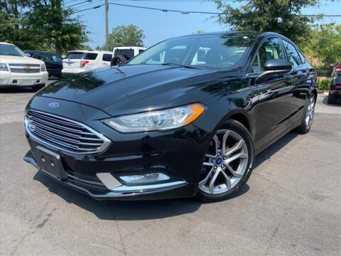 2017 Ford Fusion for sale at iDeal Auto in Raleigh NC