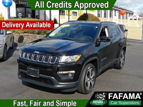 2017 Jeep Compass for sale at FAFAMA AUTO SALES Inc in Milford MA