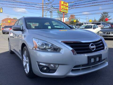 2015 Nissan Altima for sale at Active Auto Sales in Hatboro PA