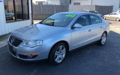 2009 Volkswagen Passat for sale at MBM Auto Sales and Service - MBM Auto Sales/Lot B in Hyannis MA