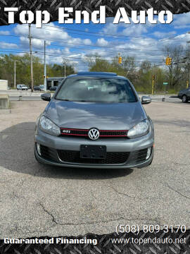 2011 Volkswagen GTI for sale at Top End Auto in North Atteboro MA