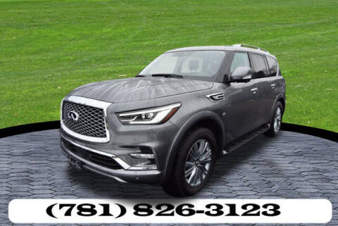 2020 Infiniti QX80 for sale at AUTO ETC. in Hanover MA