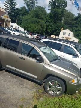 2007 Jeep Compass for sale at GALANTE AUTO SALES LLC in Aston PA