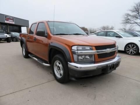 2004 Chevrolet Colorado for sale at KIAN MOTORS INC in Plano TX