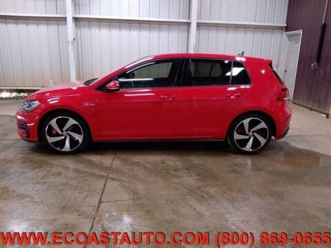 2018 Volkswagen Golf GTI for sale at East Coast Auto Source Inc. in Bedford VA