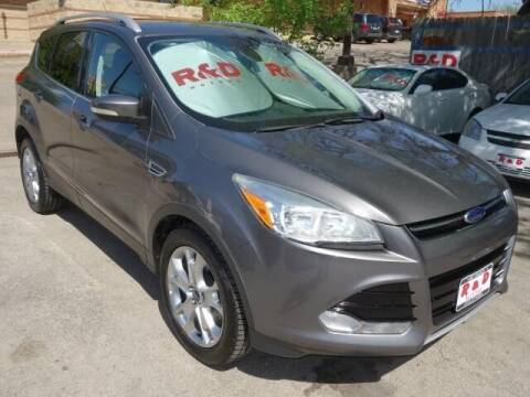 2014 Ford Escape for sale at R & D Motors in Austin TX