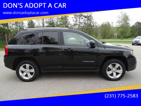 2013 Jeep Compass for sale at DON'S ADOPT A CAR in Cadillac MI