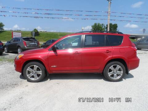 2010 Toyota RAV4 for sale at Town and Country Motors in Warsaw MO