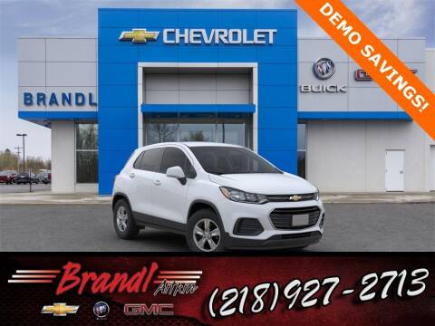 2020 Chevrolet Trax for sale at Brandl GM in Aitkin MN