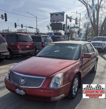 2007 Cadillac DTS for sale at Corridor Motors in Cedar Rapids IA
