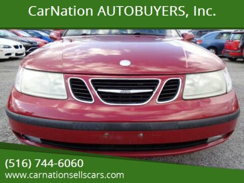 2005 Saab 9-5 for sale at CarNation AUTOBUYERS, Inc. in Rockville Centre NY