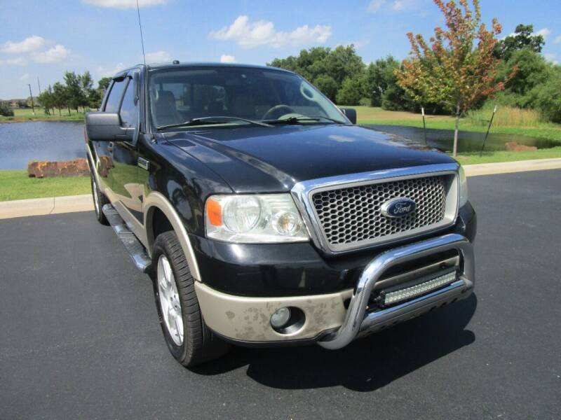 2008 Ford F-150 for sale at Oklahoma Trucks Direct in Norman OK