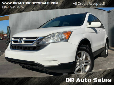 2011 Honda CR-V for sale at DR Auto Sales in Scottsdale AZ