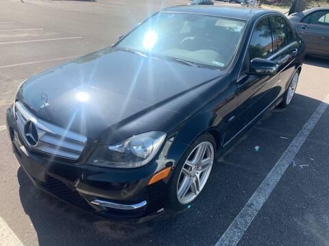 2012 Mercedes-Benz C-Class for sale at Noel Motors LLC in Griffin GA