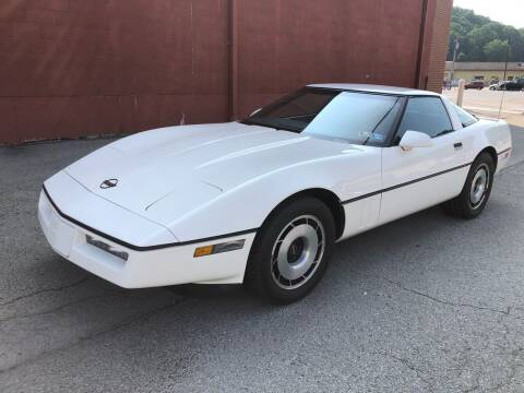 1984 Chevrolet Corvette for sale at ELIZABETH AUTO SALES in Elizabeth PA