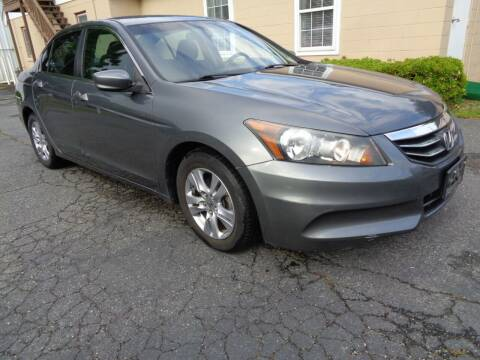 2012 Honda Accord for sale at Liberty Motors in Chesapeake VA