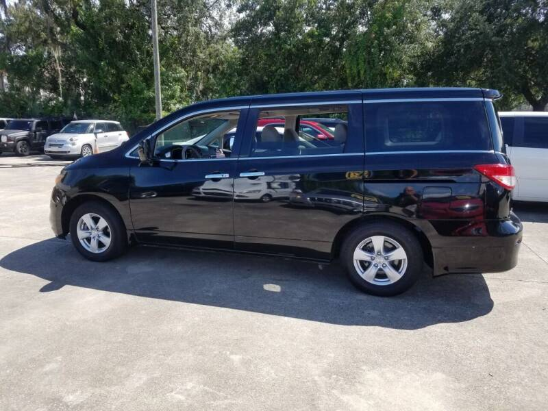 2013 Nissan Quest for sale at FAMILY AUTO BROKERS in Longwood FL