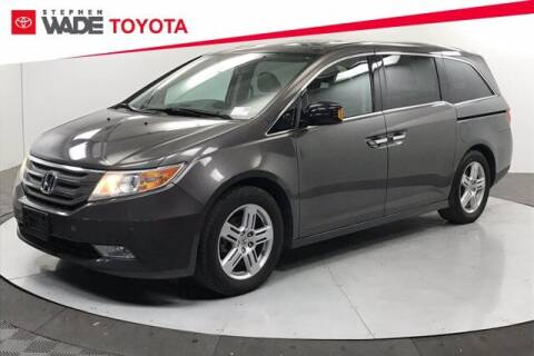 2013 Honda Odyssey for sale at Stephen Wade Pre-Owned Supercenter in Saint George UT
