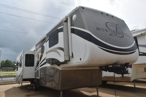 2011 DRV Mobile Suites 38RESB for sale at Buy Here Pay Here RV in Burleson TX